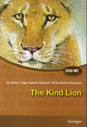 The kind lion