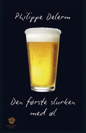 Den første slurken med øl