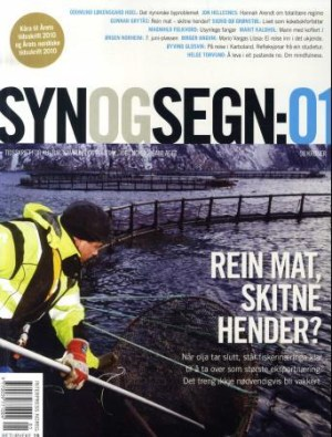 Syn og segn. Hefte 1-2011