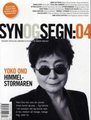 Syn og segn. Hefte 4-2011