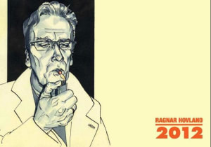 Jubileumskalender 2012. Hovland 60 år