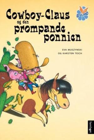 Cowboy-Claus og den prompande ponnien