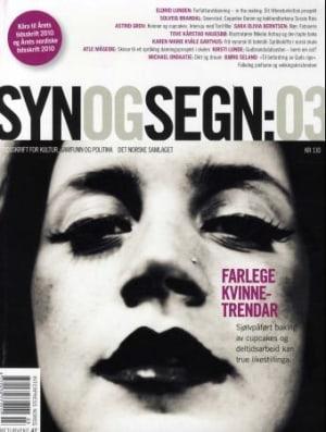 Syn og segn. Hefte 3-2012