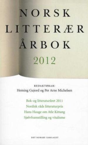 Norsk litterær årbok 2012