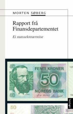 Rapport frå Finansdepartementet