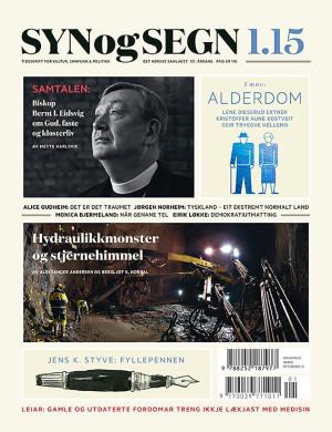 Syn og segn. Hefte 1-2015