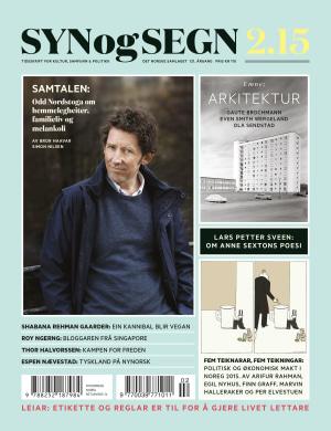 Syn og segn. Hefte 2-2015