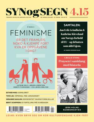 Syn og segn. Hefte 4-2015