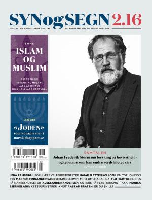 Syn og segn. Hefte 2-2016