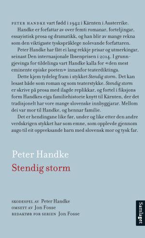 Stendig storm