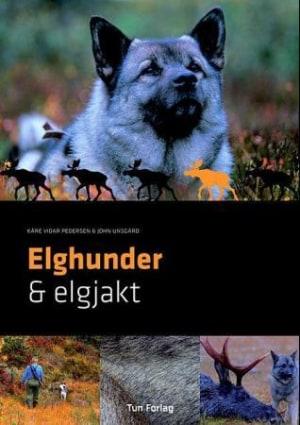 Elghunder & elgjakt