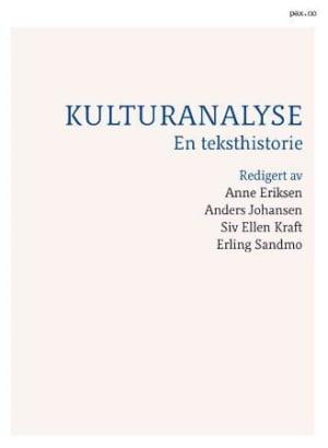 Kulturanalyse