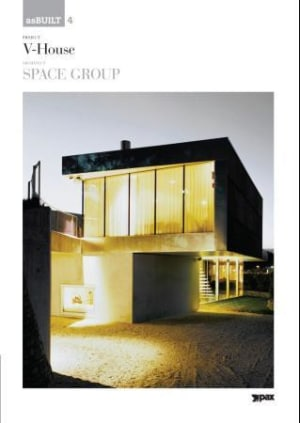 Project: V-house, architect: Space group