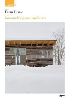 Project: Farm house, architect: Jarmund/Vigsnæs architects