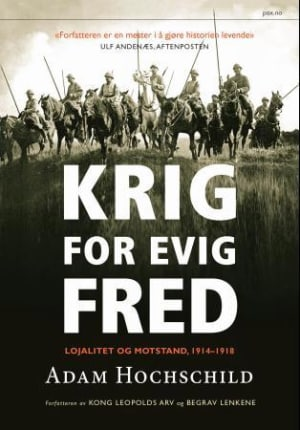 Krig for evig fred