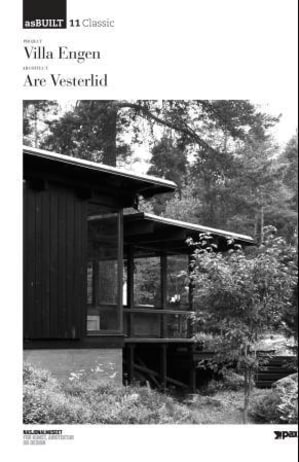 Project: Villa Engen, architect: Are Vesterlid