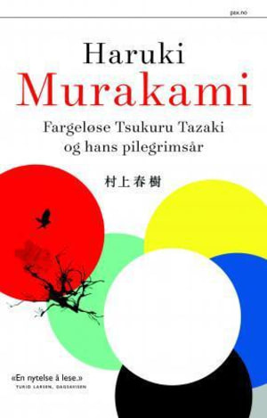 Fargeløse Tsukuru Tazaki og hans pilegrimsår