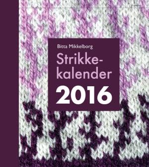 Strikkekalender 2016