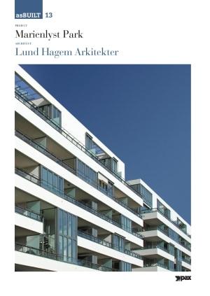 Project: Marienlyst park, architect: Lund Hagem arkitekter