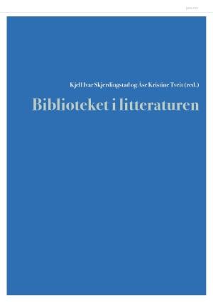 Biblioteket i litteraturen