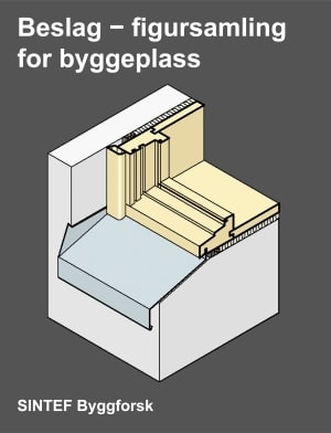 Beslag - figursamling for byggeplass