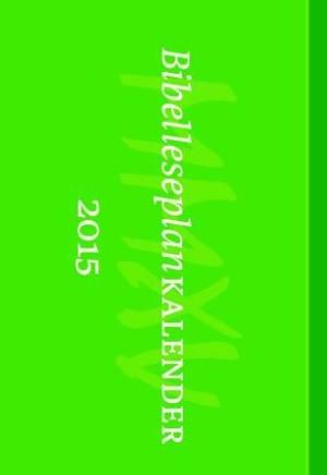 Bibelleseplankalender 2015