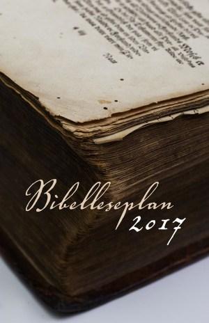 Bibelleseplan 2017