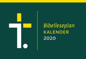Bibelleseplankalender 2020