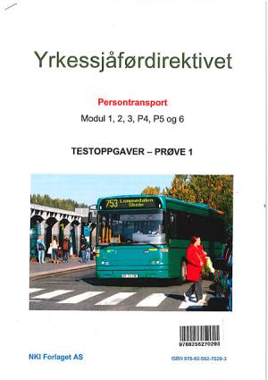 Testoppgaver-YS Persontransport  Prøve 1