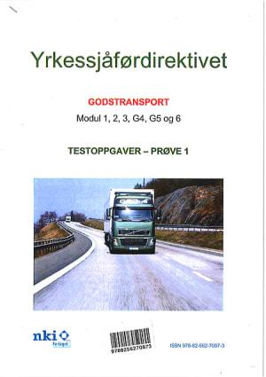 Testoppgaver -YS Godstransport Prøve 1