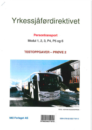 Testoppgaver YS Persontransport Prøve 2