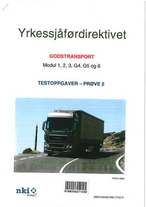 Testoppgaver - YS Godstransport Prøve 2