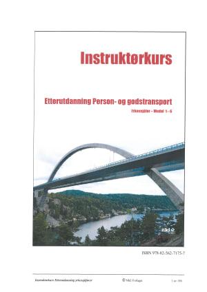 Yrkessjåfør Instruktørkurs Inkl undervisningsansvar og PP-serie. Etterutdanning