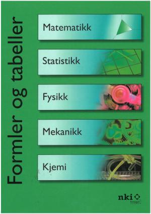 Formler og tabeller