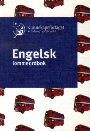 Engelsk lommeordbok