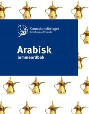 Arabisk lommeordbok