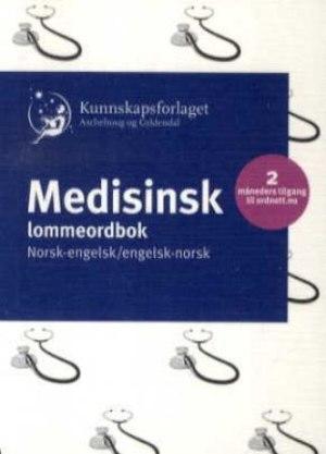 Medisinsk lommeordbok