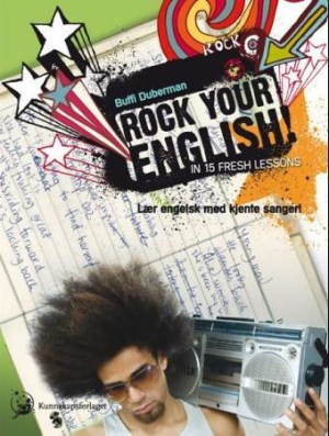Rock your English in 15 fresh lessons