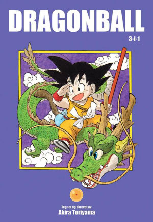 Dragon ball 1