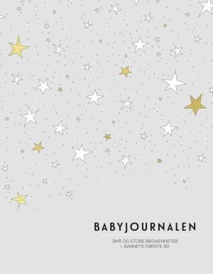 Babyjournalen. Små og store begivenheter i barnets første år
