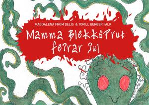 Mamma Bekksprut feirar jul