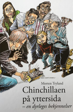 Chinchillaen på yttersida