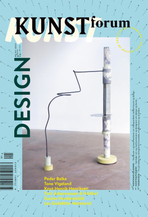 Kunstforum. Nr. 1 2017