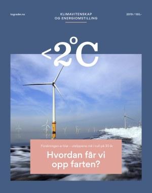 <2°C Hvordan får vi opp farten?