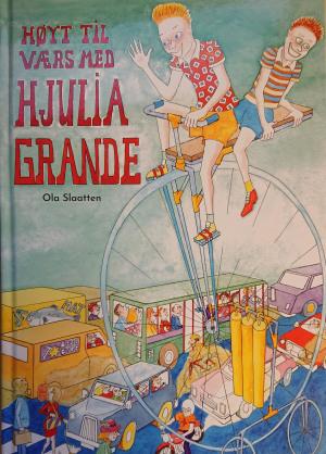 Høyt til værs med Hjulia Grande