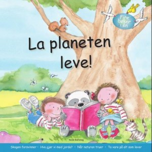 La planeten leve!