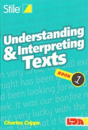 Understanding & interpreting texts 1-12