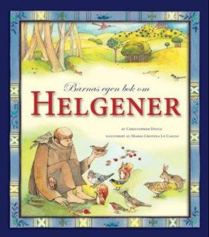 Barnas egen bok om helgener