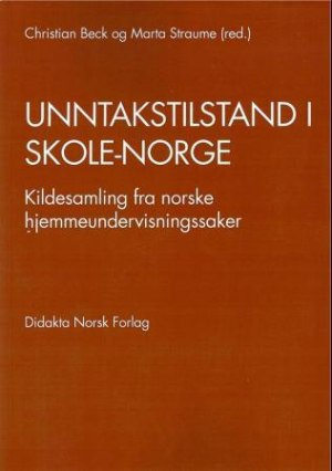 Unntakstilstand i skole-Norge