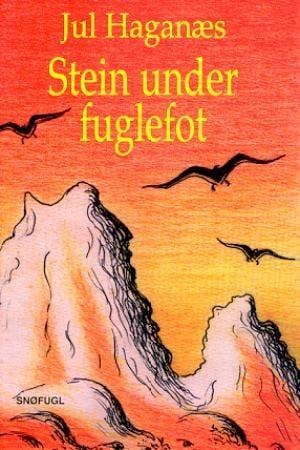 Stein under fuglefot